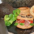 Bagels mit Aprikosenkernmehl (Low Carb / Keto)