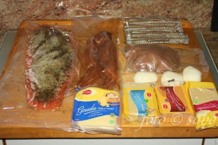 Kalträuchern, nichts für Ungeduldige - mit Rezept für Räucherlachs