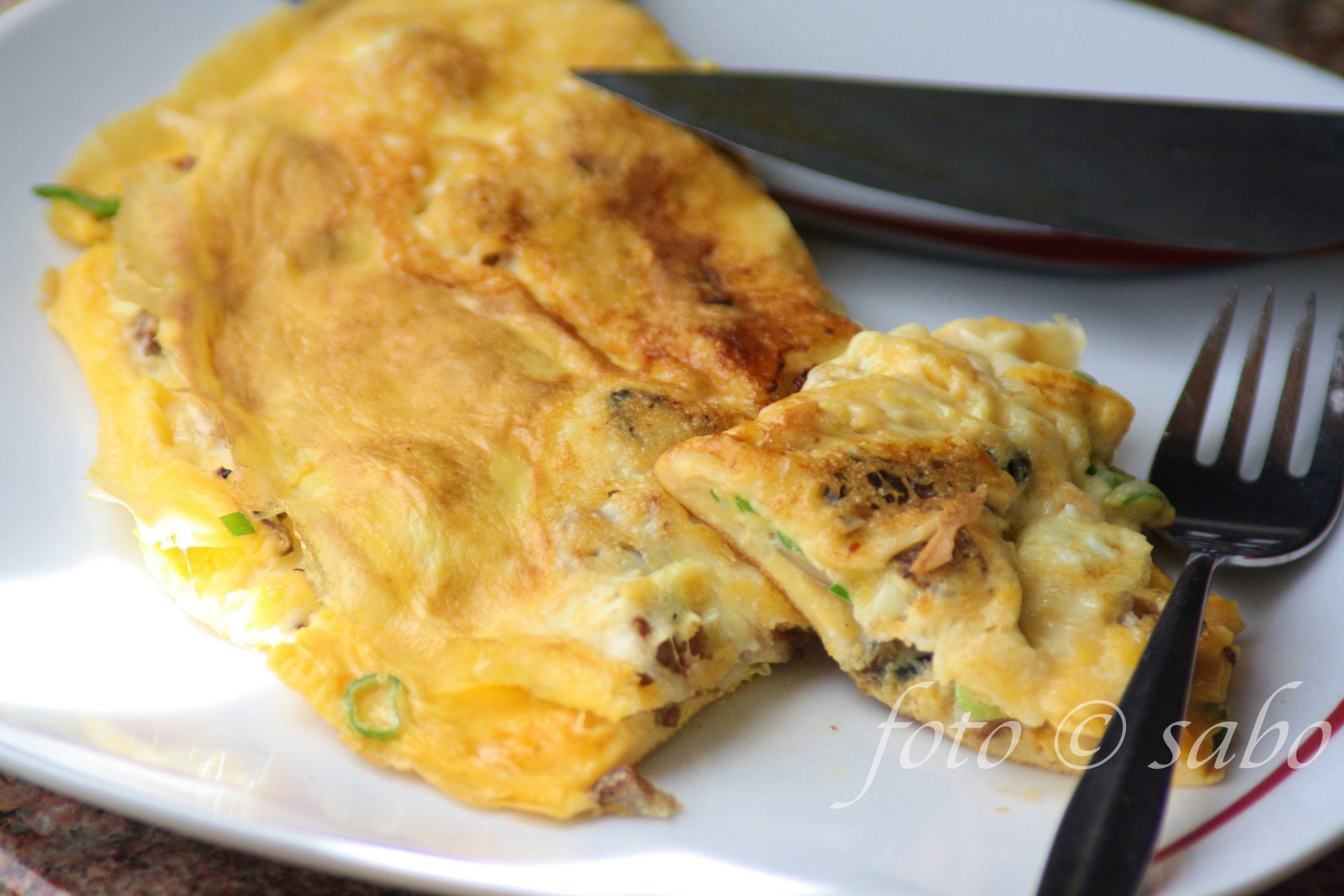 Egg Chalupa Grundrezept (Low Carb / Keto)