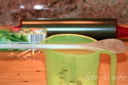 Mozzarella-Wrap selbstgemacht (Low Carb / Keto)